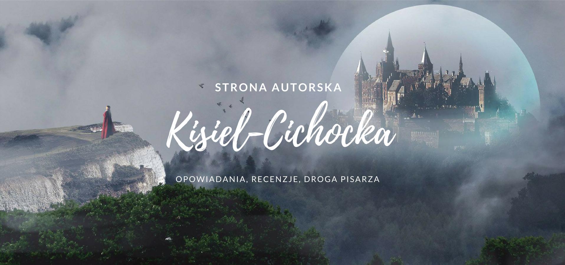 kisielcichocka.pl cover by jaroszart